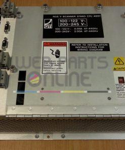 Quadtech RGS-V Scanner Stand CPU Assy