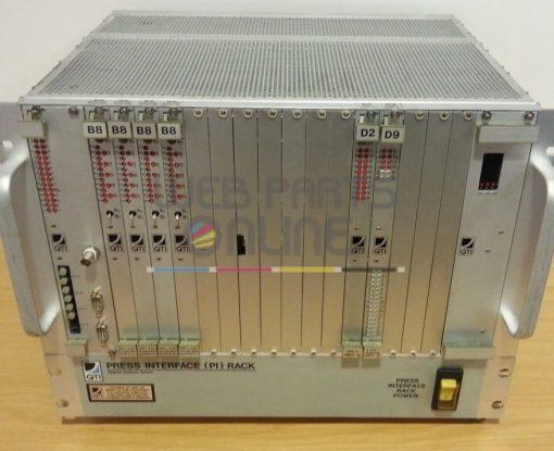 Quadtech RGS system controller PI Rack