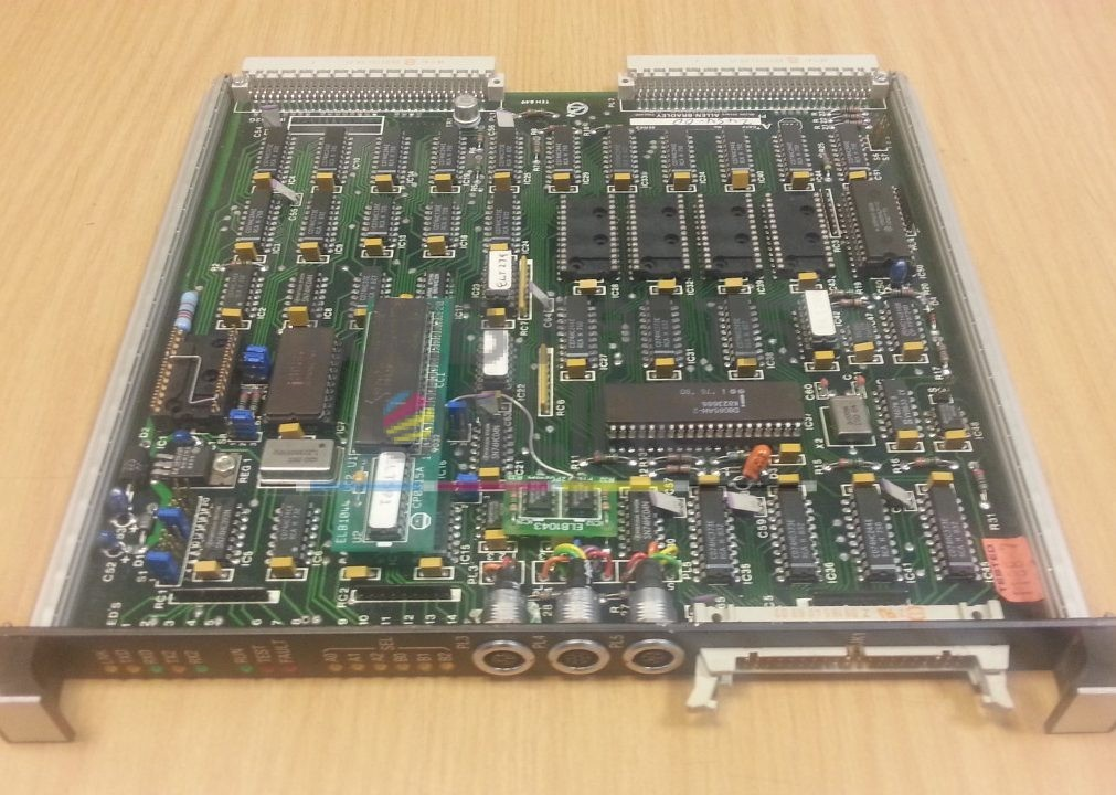 Allen Bradley CPU card Intellinet 500