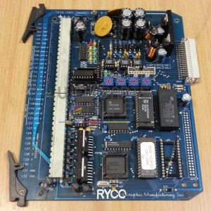 161A-060-3 RYCO Dampening Control Board
