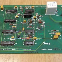 Goss E17368-1 Watchdog Board