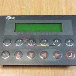 E100 MAC/MTA control panel