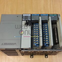 Allen Bradley SLC500 Training Rack