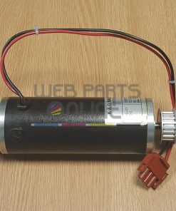 Quadtech C21-K-300 scanner rail drive motor 500210101