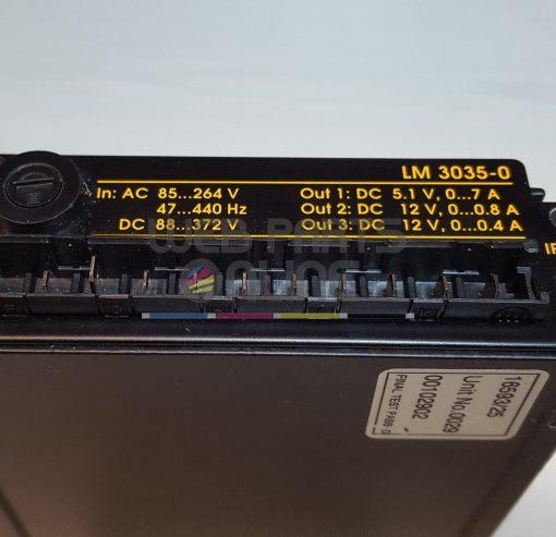 Melcher M3000 AC-DC/DC-DC Converter