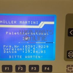 0397.9482 Operator Panel