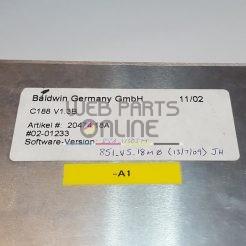 Baldwin C188 HMI controller