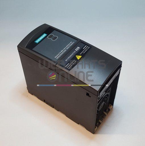 Siemens 6SE6 420-2AB13-7AA1 Micromaster 420 Drive