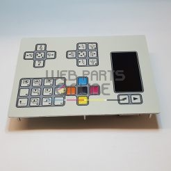 Harland Simon H4890P1633 Colour Desk keypad