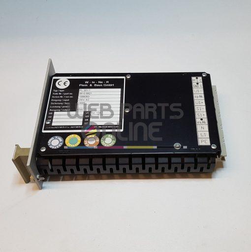 Muller Martini Z80-GCS 5V power supply