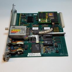 Quadtech RGS-V Press Interface CPU Board 74289