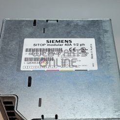 Siemens 6EP1 337-3BA00 SITOP 40A Power Supply