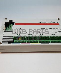Technotrans Ink Duct Vario-fill Type VF-ac