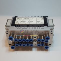 Festo CPV14 series valve block 8 way 5 2
