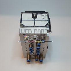 Festo CPV14 series valve block 8 way