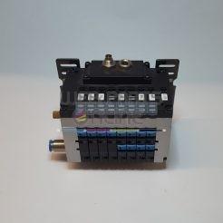 Festo CPV series valve block 8 way 4 4