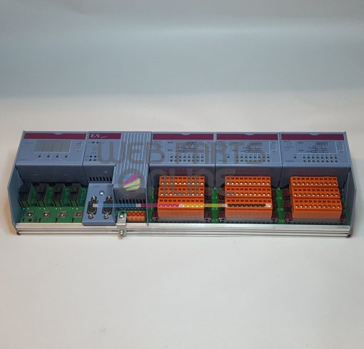 B&R Automation CP474 complete rack