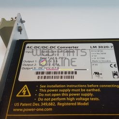 Quadtech RGS-V LM3020-7 System Controller Power Supply