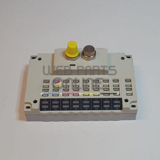 Festo CPV10-GE-FB-8 interface unit