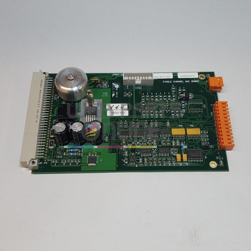 Presstech 7611.8100.04A Single Channel AGC Board
