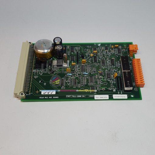 Presstech 7611-3000-03A H510 MK11 AGC Board