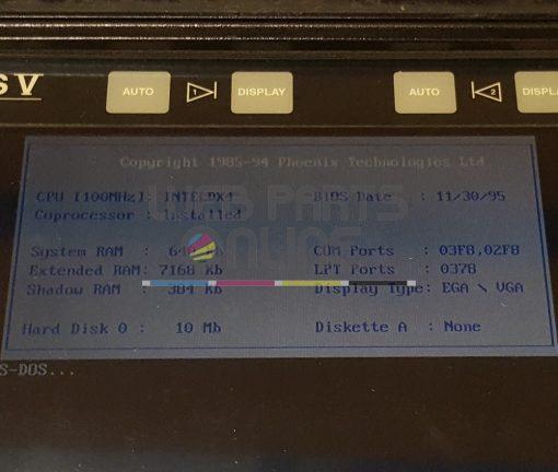 Quadtech RGSV Series N 135243 Dynapro ET 3010