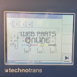 Technotrans TRE40 Control Panel 420.29.4500