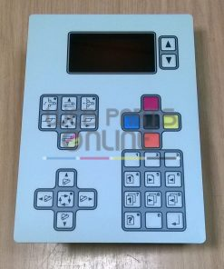 Harland Simon H4890P1633 Colour Desk keypad