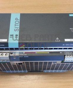 Siemens 6EP1 337-3BA00 SITOP 40A Power Supply