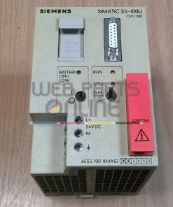 Siemens 6ES5 100-8MA02 100U CPU EEprom module
