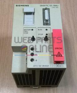 Siemens 6ES5 102-8MA01 100U CPU EEprom module