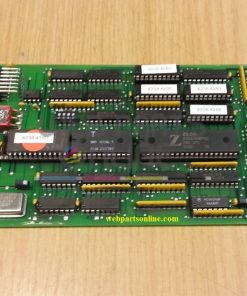 Muller Martini 4216.1117.4 Z80-GCS CPU Card with HEX Display