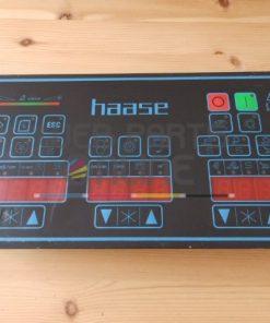 Haase Processor Operator Panel 15045