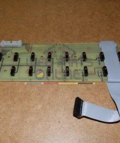 Baker Perkins 8670-025E Incremental Keys 3-10