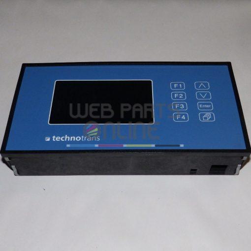 Technotrans TRE31 Control Panel 158.23.4302