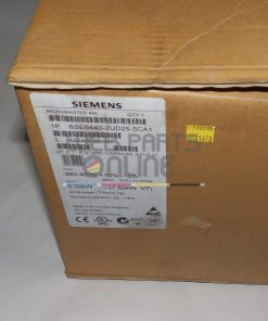 Siemens 6SE6 440-2UD25-5CA1 Micromaster 440 drive