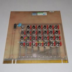 Baker Perkins 8670-012C Instacolor Motor Multiplexer Board