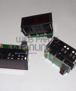 Baker Perkins 8670-053L Seven Segment Display