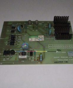 Baker Perkins 8670-002F Regulator Board