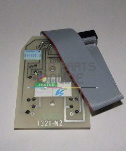 Baker Perkins 8670-023J Incremental Key Board (two Keys)