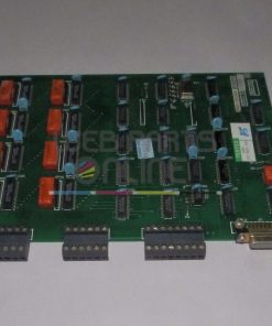 Baker Perkins 8670-086G Four Digit Counter Board
