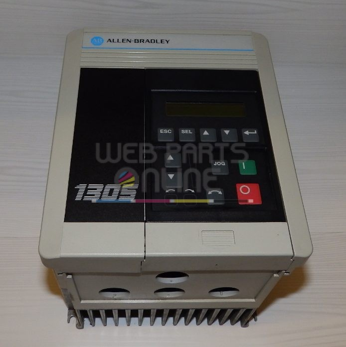 Allen Bradley 1305-BA04A Inverter Drive with HMI Panel