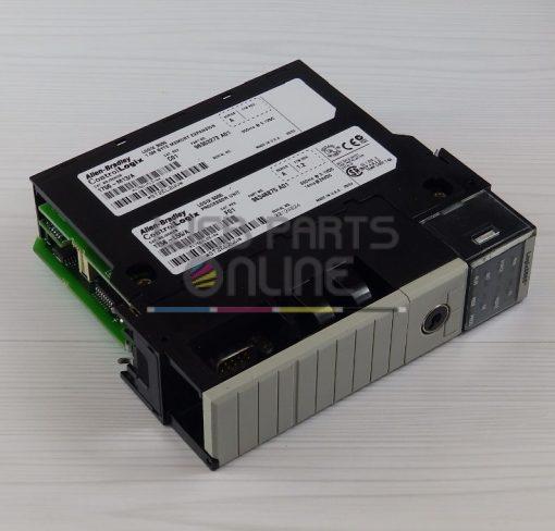 Allen Bradley 1756-L55/A CPU Module + M31/A Memory module