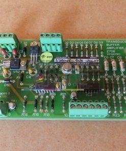 Z708 transducer board