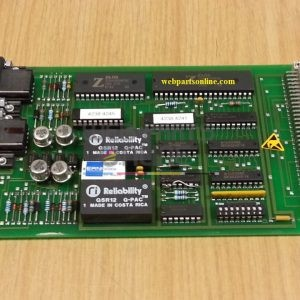 Muller Martini 4216.1198.4 Z80-GCS Serial Interface Card