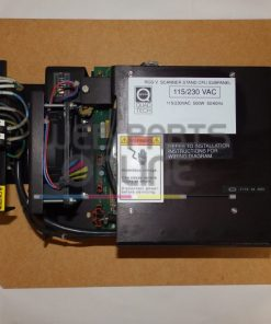 Quadtech RGS-V Scanner Stand Sub Panel QT#157325 Rev-C
