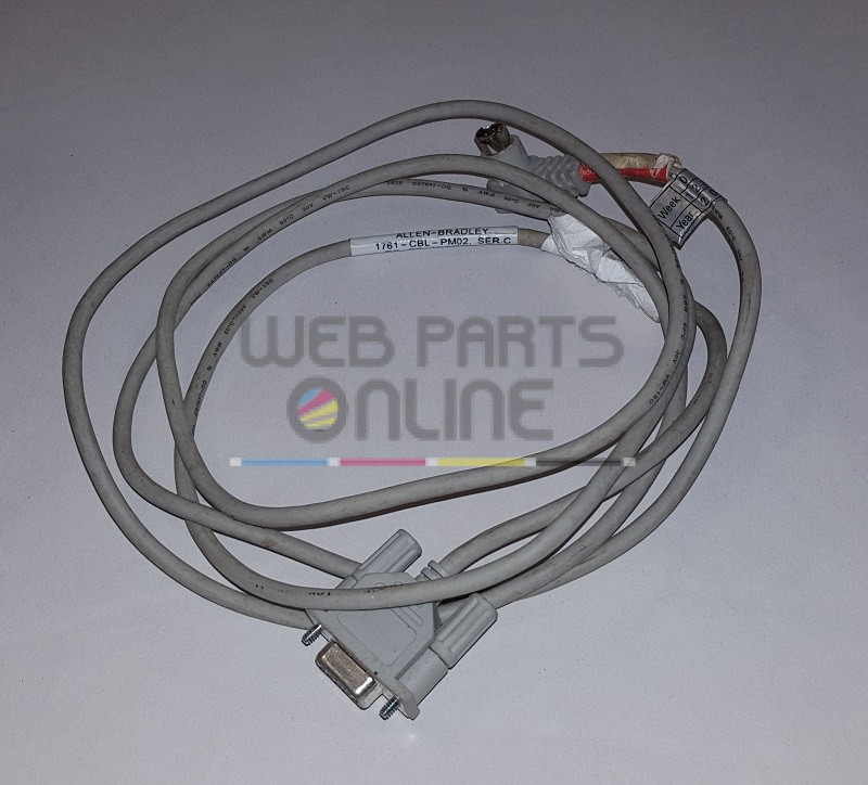 1761-CBL-PM02 programming cable