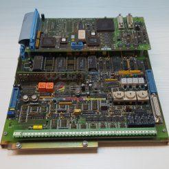 Baumuller 3.8934E Main Board with 3.9208B Option Card
