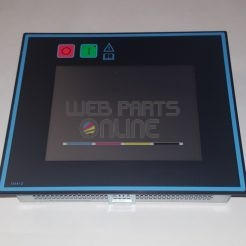 ATE Controls SCD 15141-2 HMI screen