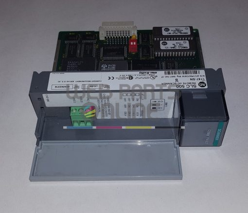 Allen Bradley 1747-SN Remote I/O Scanner